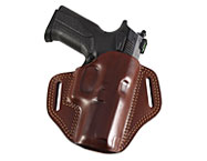 Open Top Leather Belt Holster, It.141