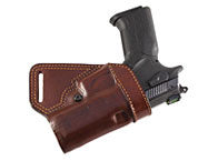Small Of Back Leather Holster For Springfield XD Service, It.143