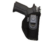 Breathable IWB Springfield XD Service Holster W. Steel Clip, It.433/4